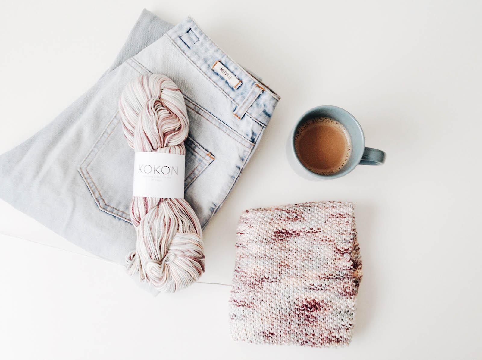 Denim European Pillowcase – Indigo
